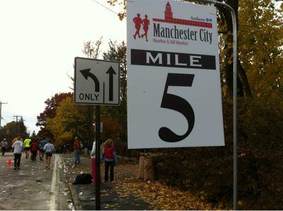 Mile 5